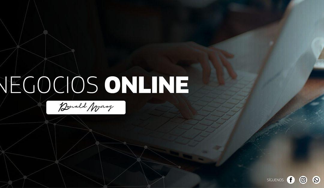 ¿Cómo crear un modelo de negocio online?