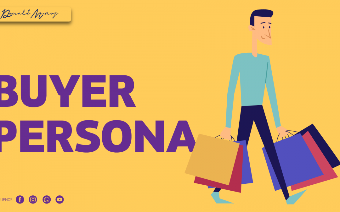 ¿Cómo crear un buyer persona?