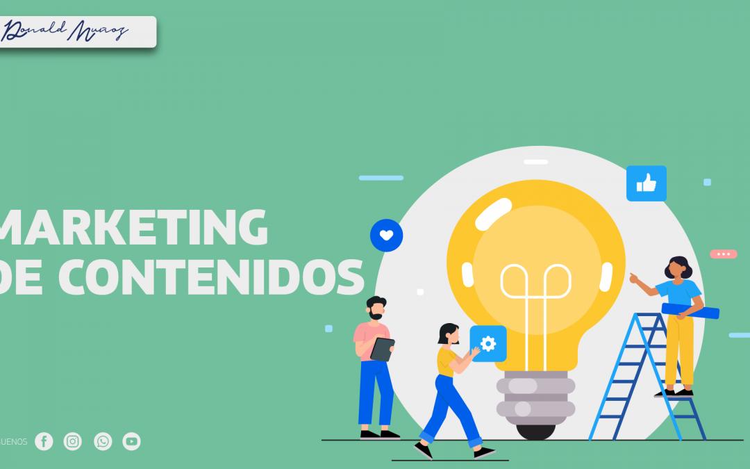 ¿Cómo crear un plan de marketing de contenidos?